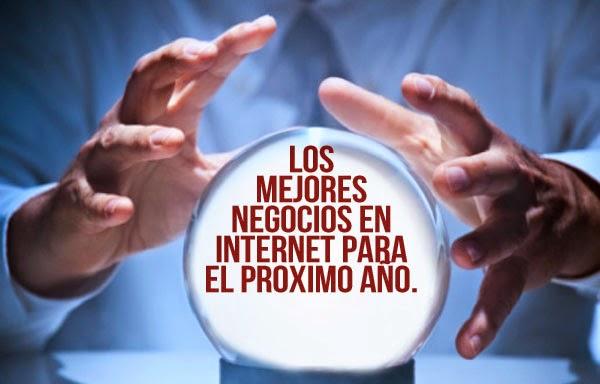 mejores negocios internet 2015