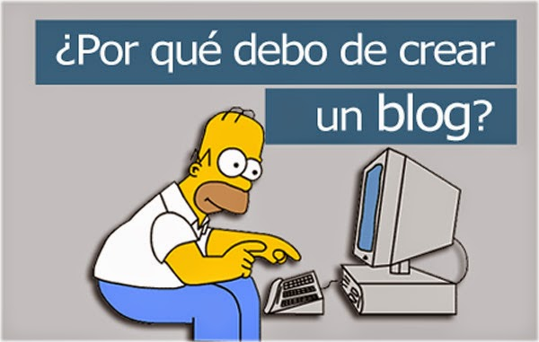 ayuda para crear un blog