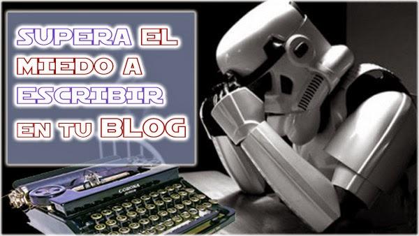 miedo a crear un blog