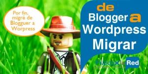 migrar de blogger a wordpress