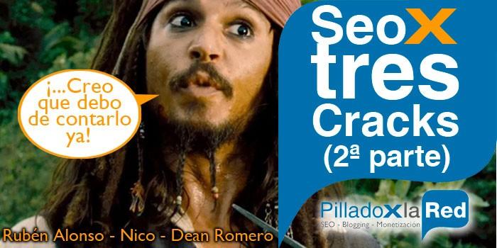 Entrevista SEO: Dean, Nico, Rubén (Segunda parte)