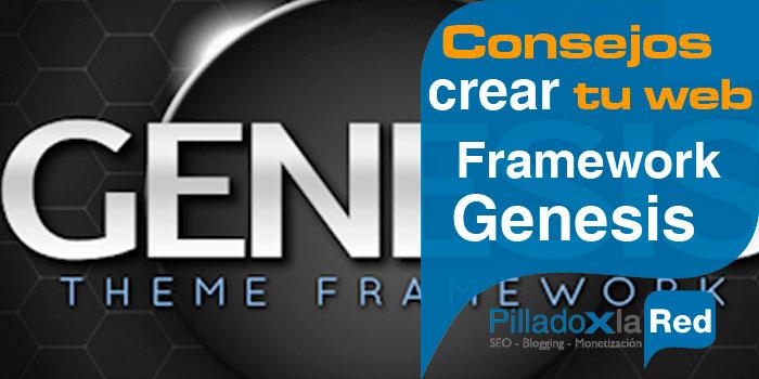 crear web en Genesis