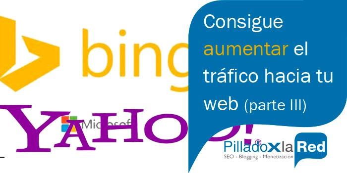 Aumenta el tráfico hacia tu web y deja de ser Google dependiente III