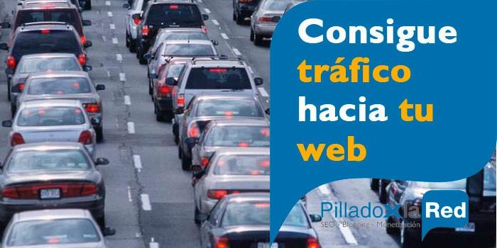 Consigue tráfico hacia tu web y deja de ser Googledependiente (II)