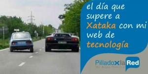 El día que superé a Xataka con mi Web de tecnología (Black Friday)