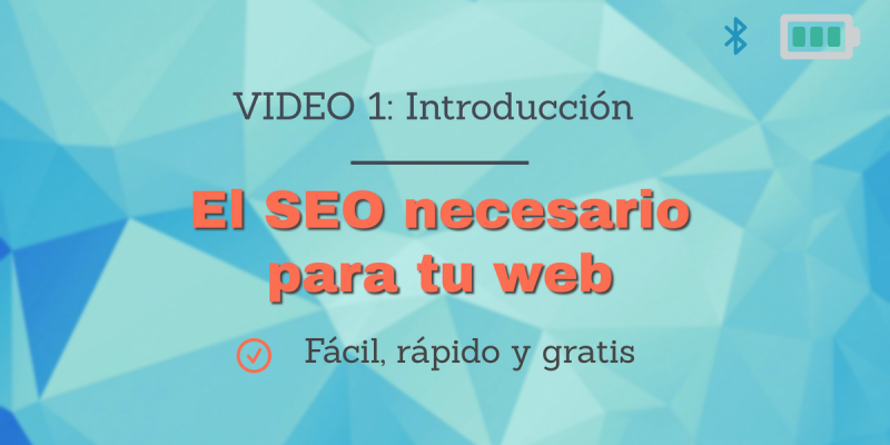 introduccion curso seo basico