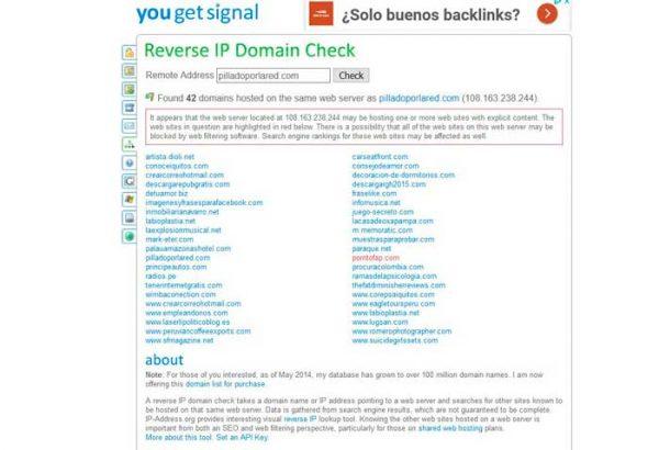 web en mi hosting