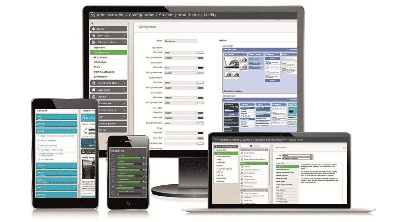 plataforma educativa para digitalizar formacion